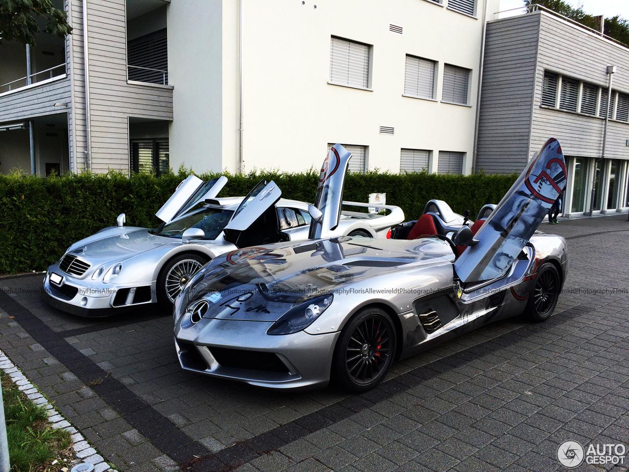Mercedes Benz Clk Gtr Amg 18 Mai 2016 Autogespot