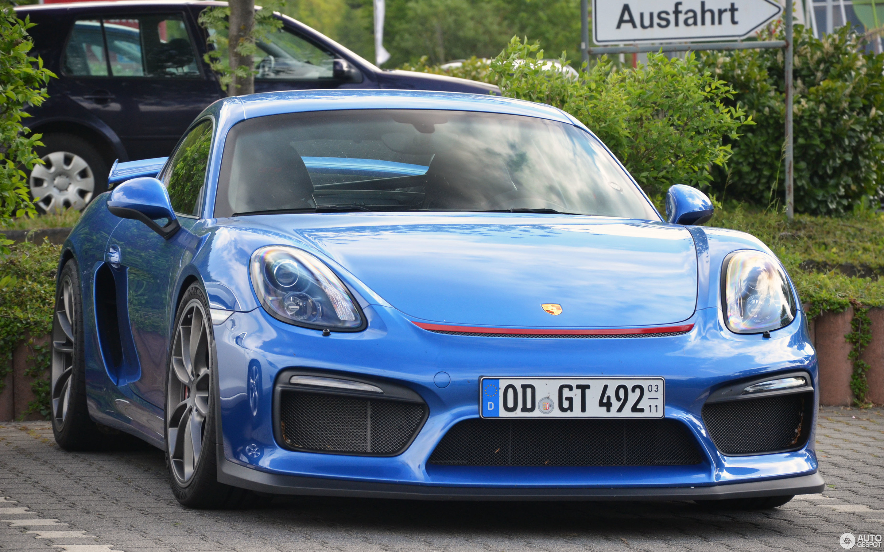 porsche 981 cayman gt4 18 may 2016 autogespot