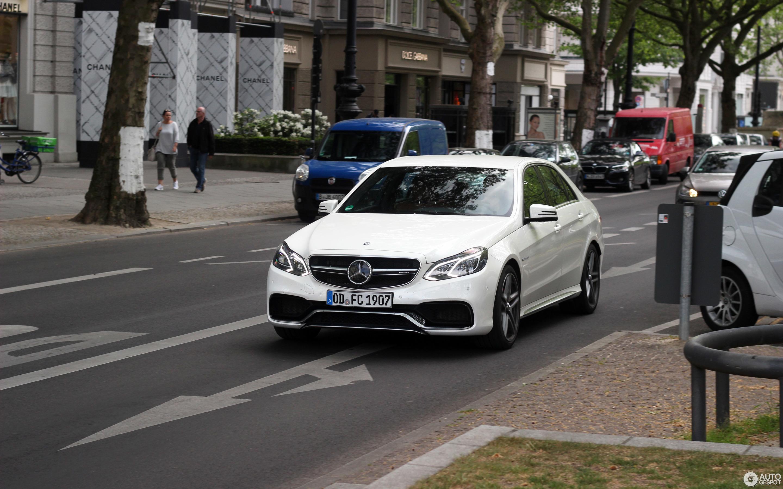 Mercedes Benz E 63 AMG S W212 20 May 2016 Autogespot