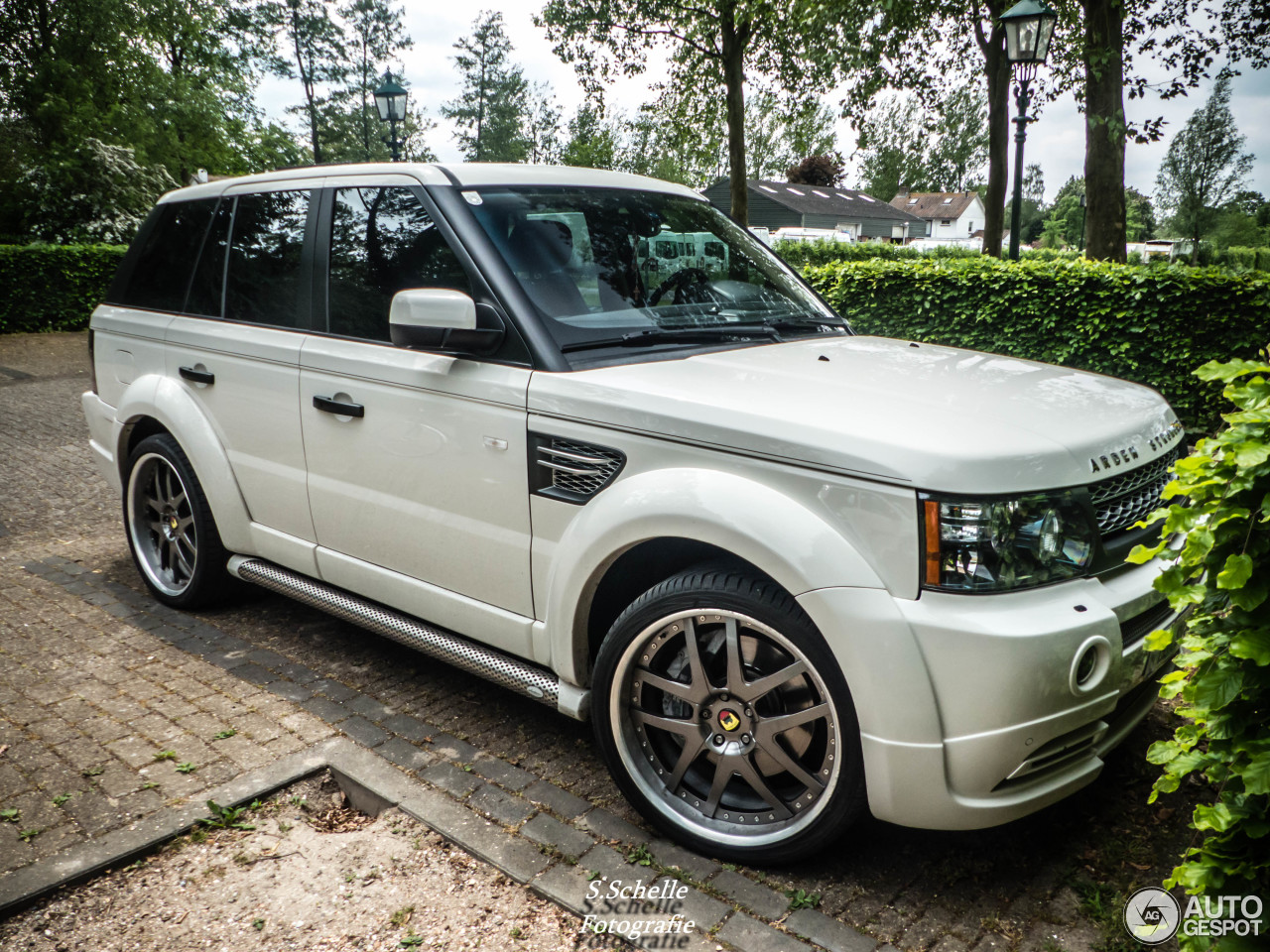 Land Rover Arden Range Rover Sport Supercharged 21 May