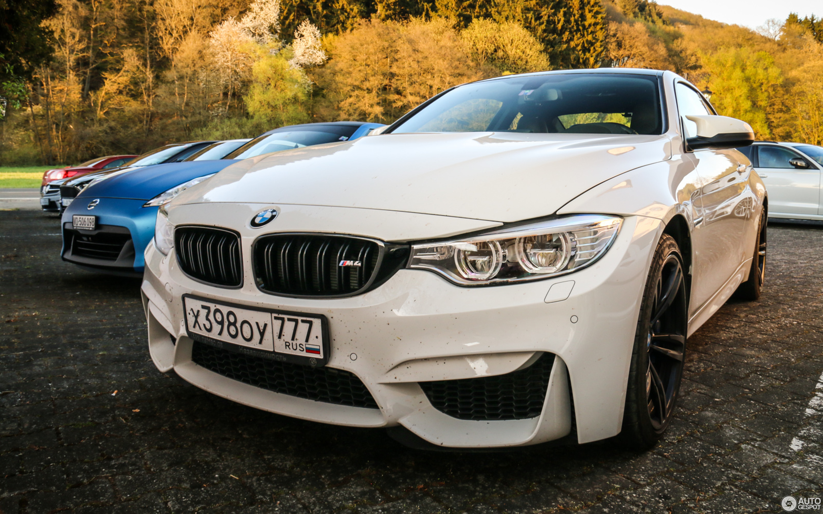 BMW M4 F82 Coupé 21 May 2016 Autogespot