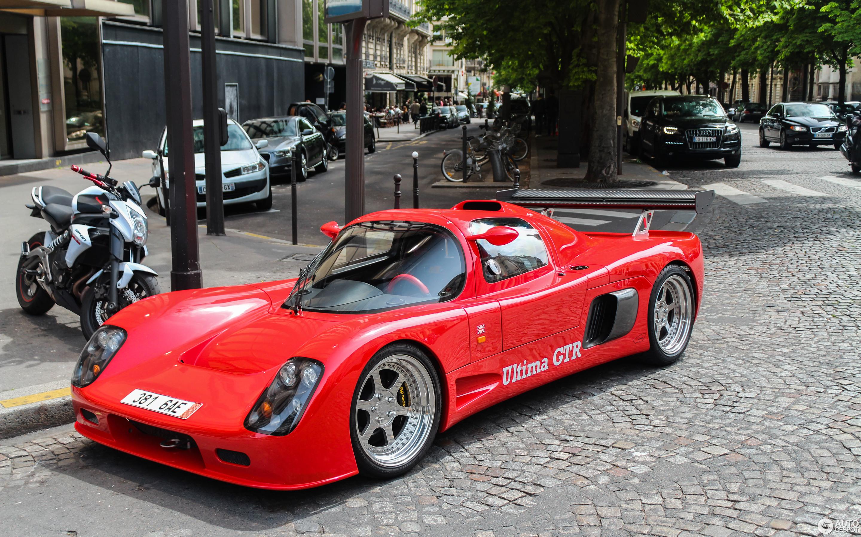 Ultima GTR | Futuristic cars, Electric motor for car, Gtr