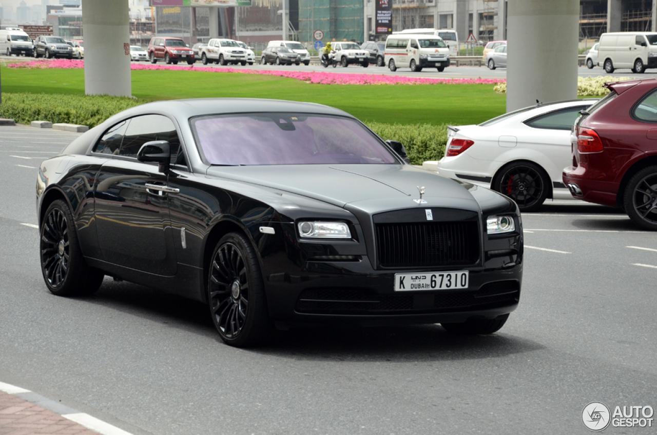 Rolls Royce Wraith 21 May 2016 Autogespot