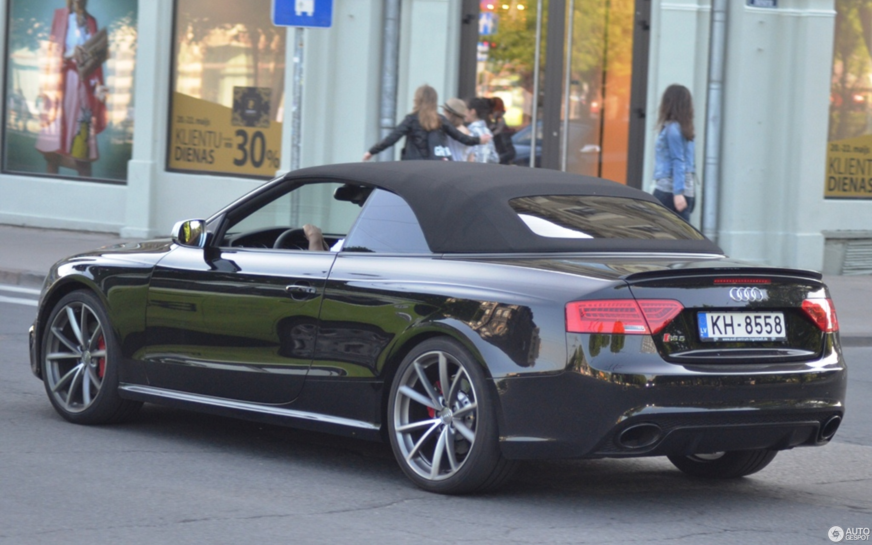 Audi Rs5 Cabriolet B8 22 May 2016 Autogespot