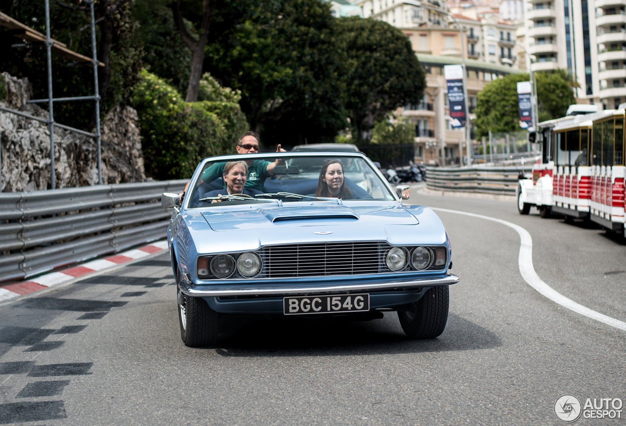 Aston Martin DBS Convertible Banham May Autogespot - Hardtop convertible aston martin