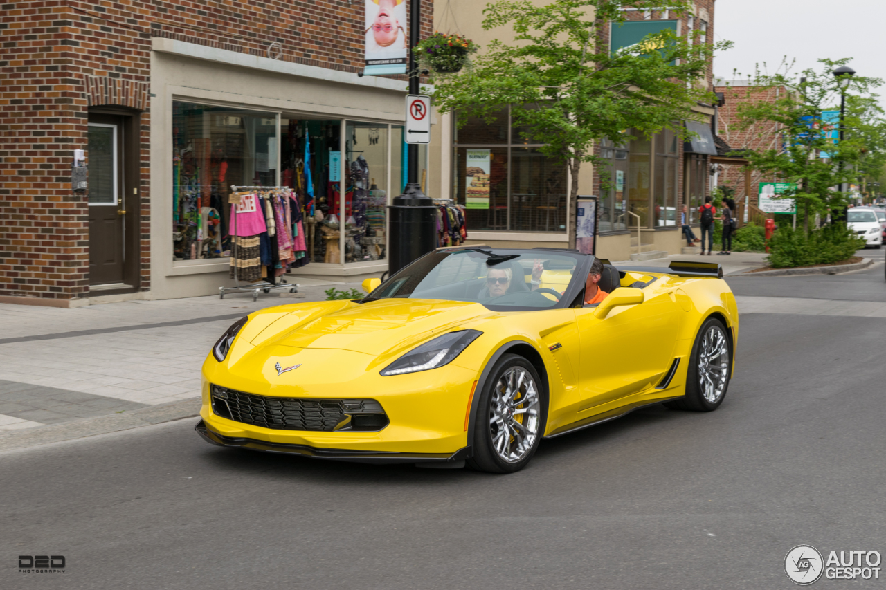 Chevrolet Corvette C7 Z06 Convertible - 23 May 2016 - Autogespot