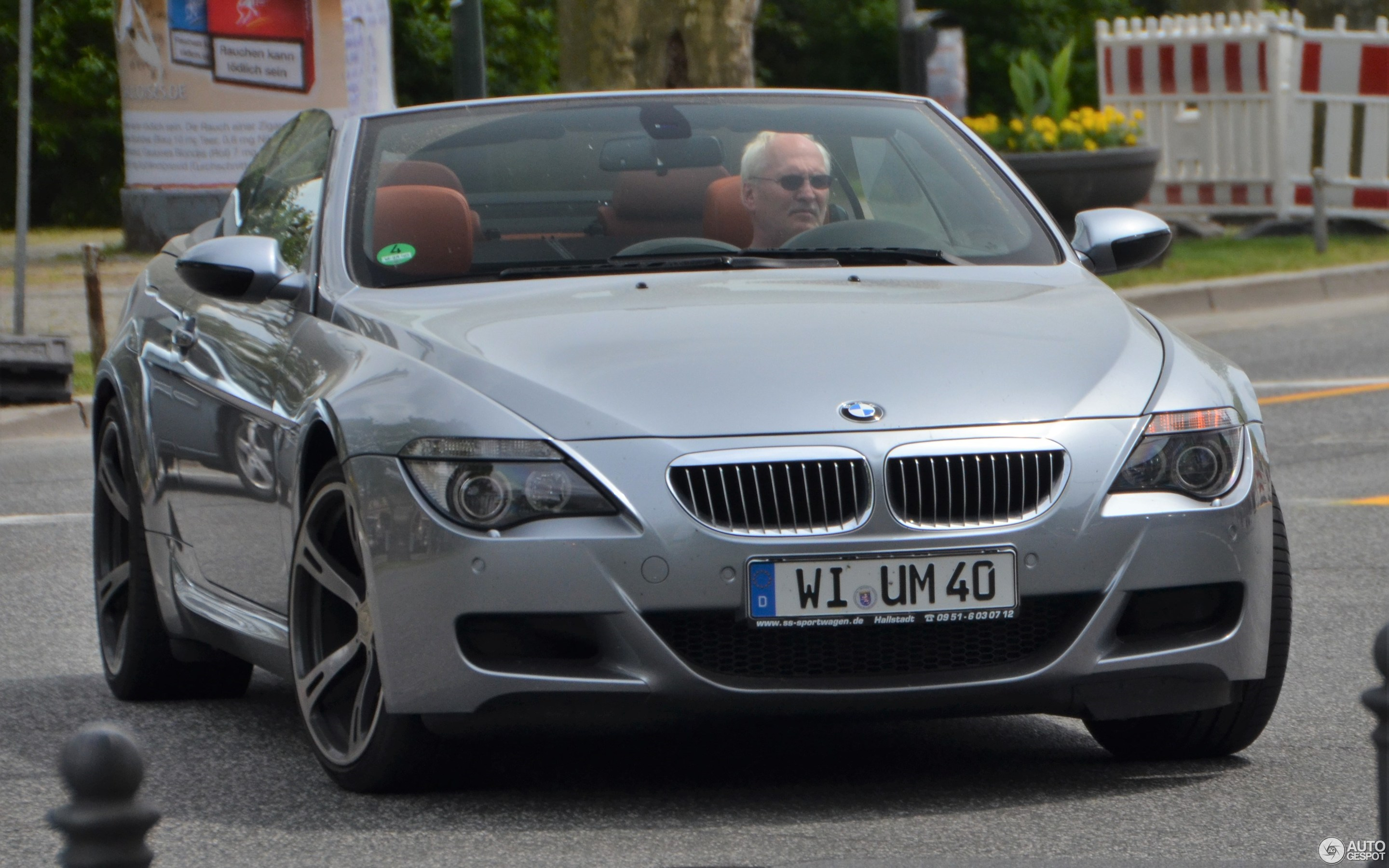 Bmw M6 E64 Cabriolet 23 May 2016 Autogespot