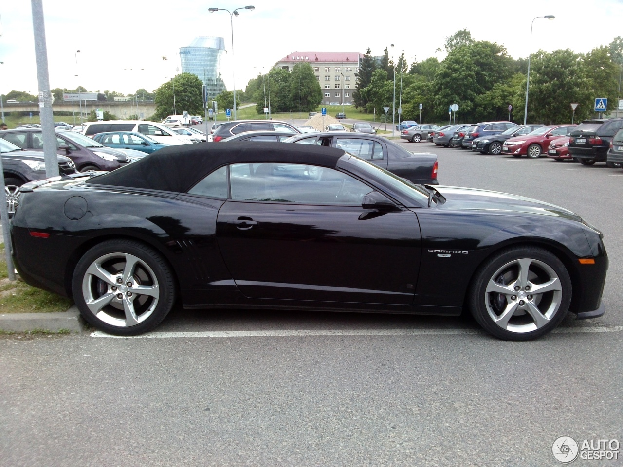 Chevrolet Camaro Ss Convertible 24 May 2016 Autogespot