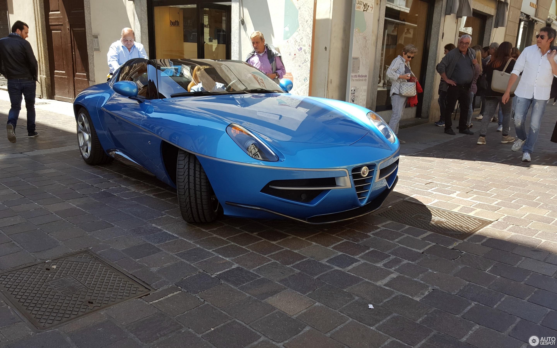 Alfa Romeo Disco Volante >> Alfa Romeo Disco Volante Spyder 24 May 2016 Autogespot