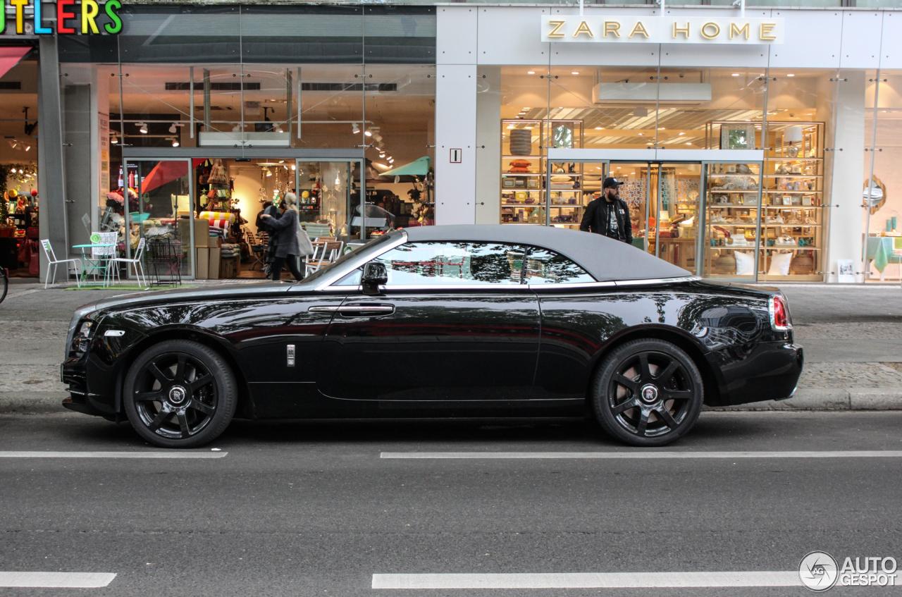 Rolls Royce Dawn 26 Mai 2016 Autogespot
