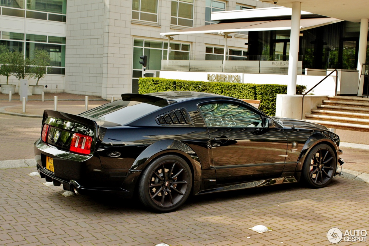 Ford Mustang Shelby Gt 500 Supersnake 27 May 2016