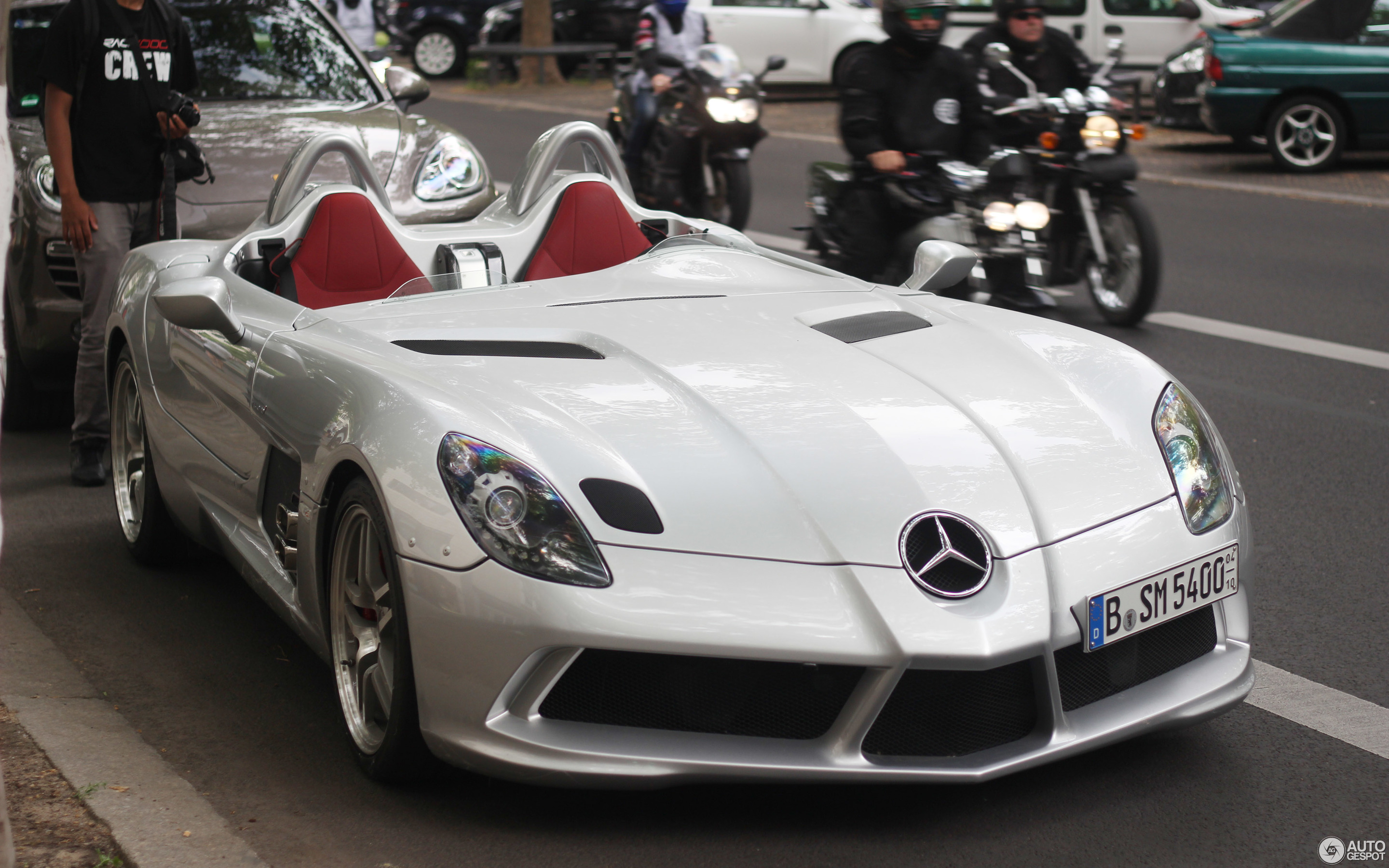 Mercedes Benz Slr Mclaren Stirling Moss 28 May 2016 Autogespot