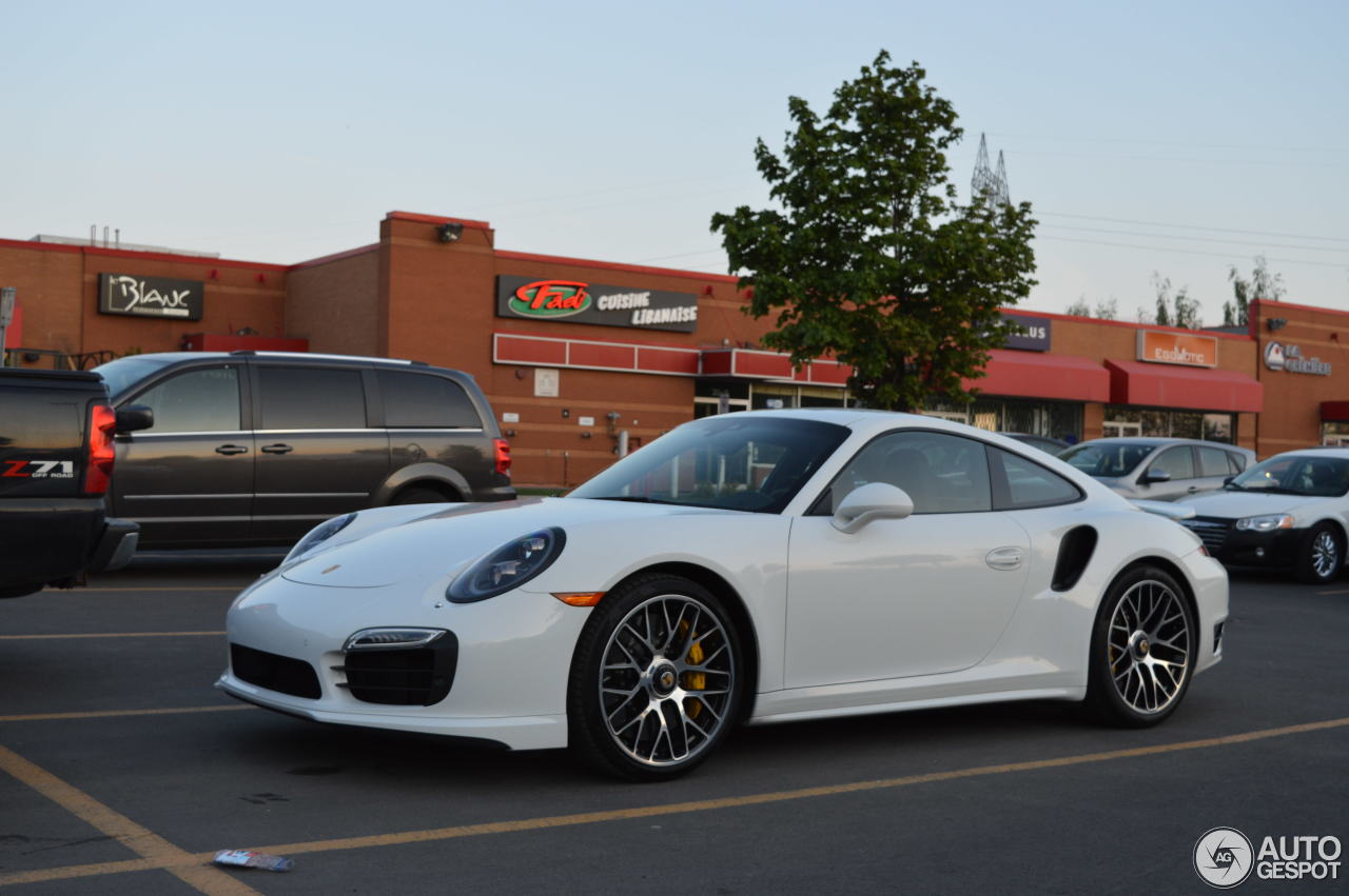 Porsche 991 Turbo S 28 May 2016 Autogespot