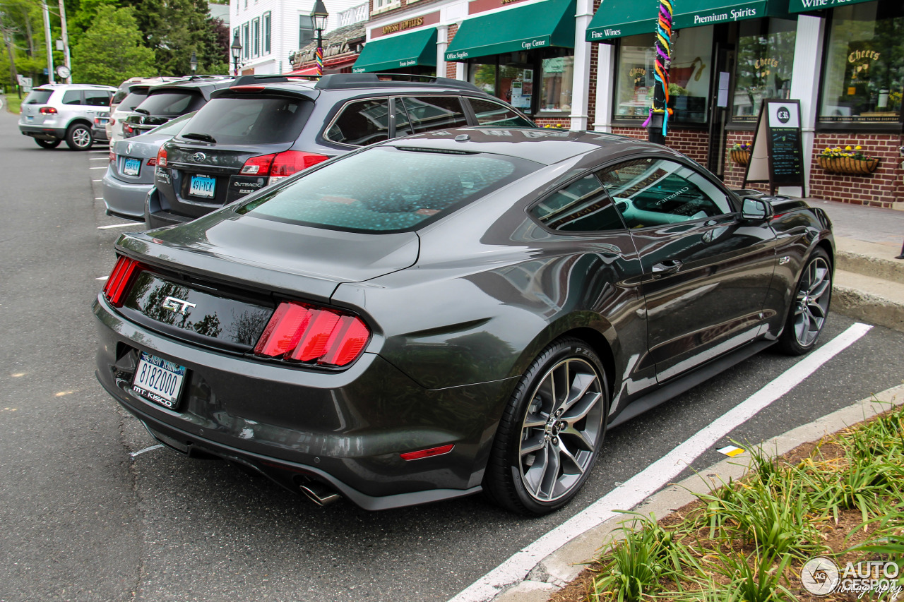 Ford Mustang Gt 2015 29 May 2016 Autogespot