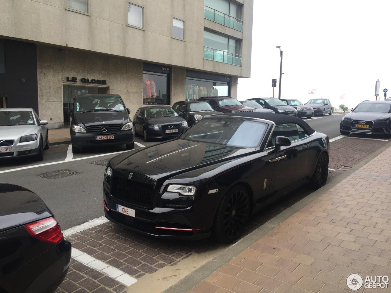 Rolls Royce Dawn 29 May 2016 Autogespot