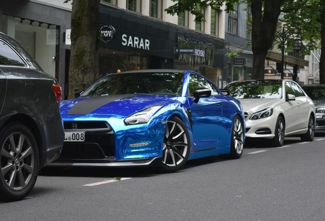 Nissan GT-R 2011 AMS Performance Alpha 9