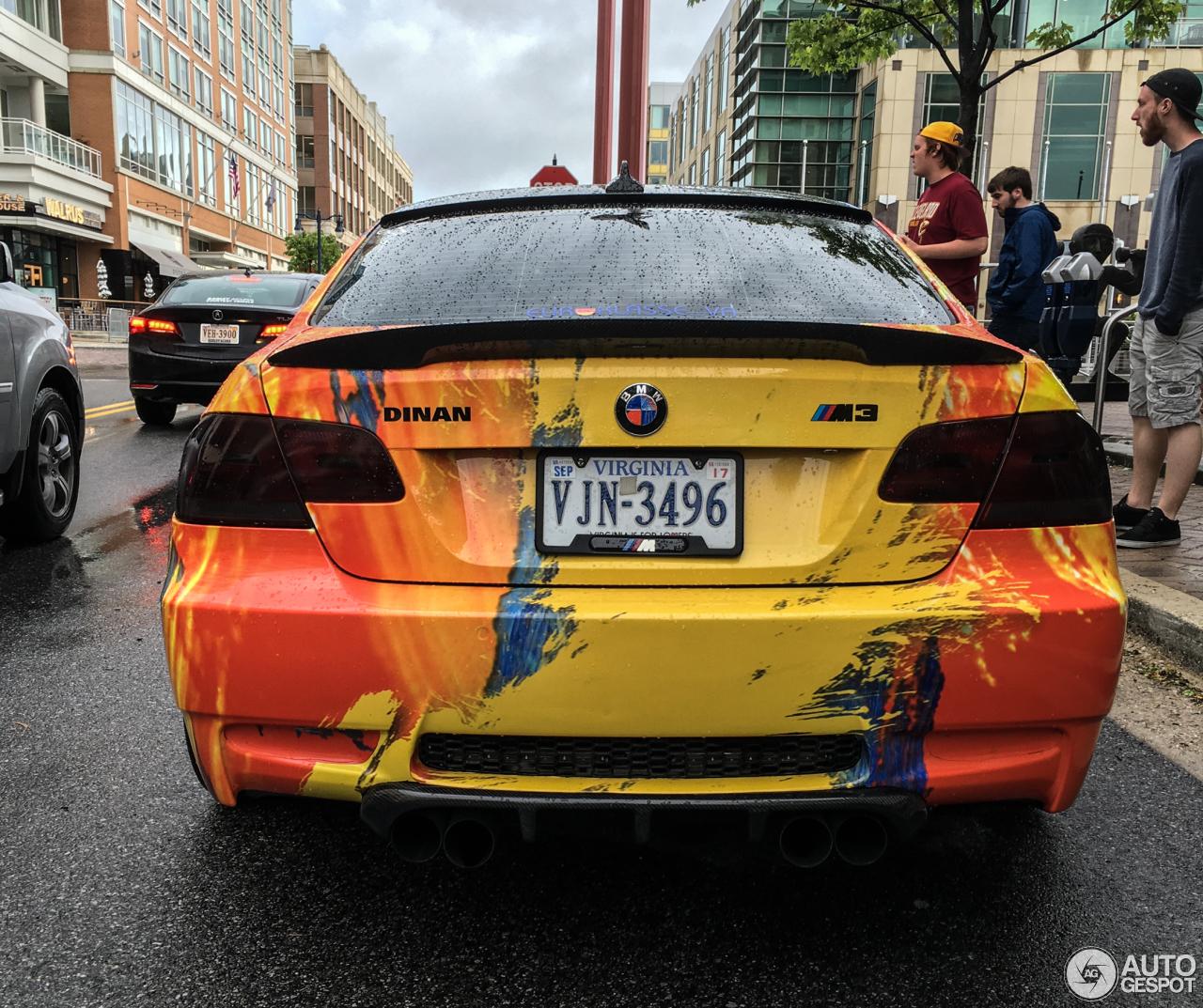 2016 Bmw M3: BMW M3 E92 Coupé