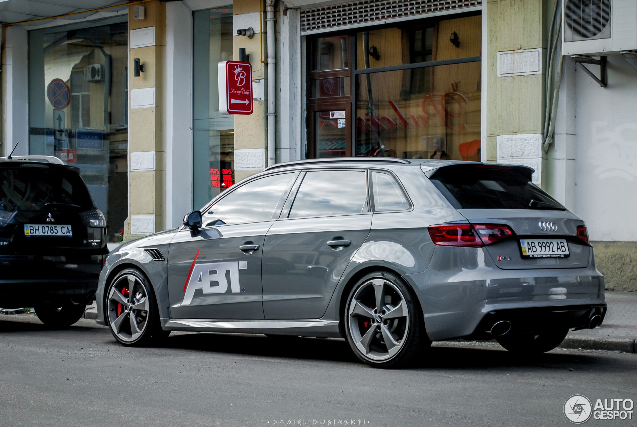Audi ABT RS3 Sportback 8V - 31 May 2016 - Autogespot