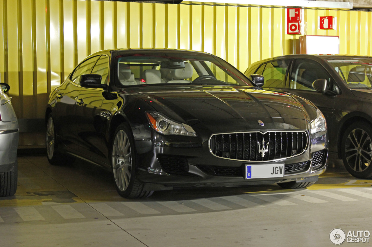 maserati quattroporte s 2013 1 juni 2016 autogespot. Black Bedroom Furniture Sets. Home Design Ideas