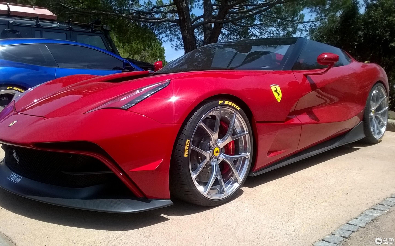 Ferrari F12 TRS , 1 June 2016 , Autogespot
