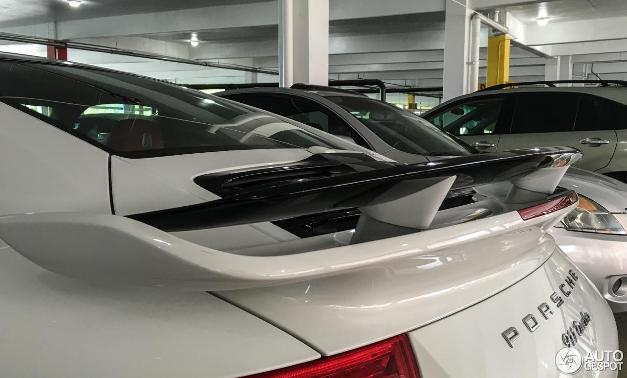 Porsche 991 Turbo 1 June 2016 Autogespot
