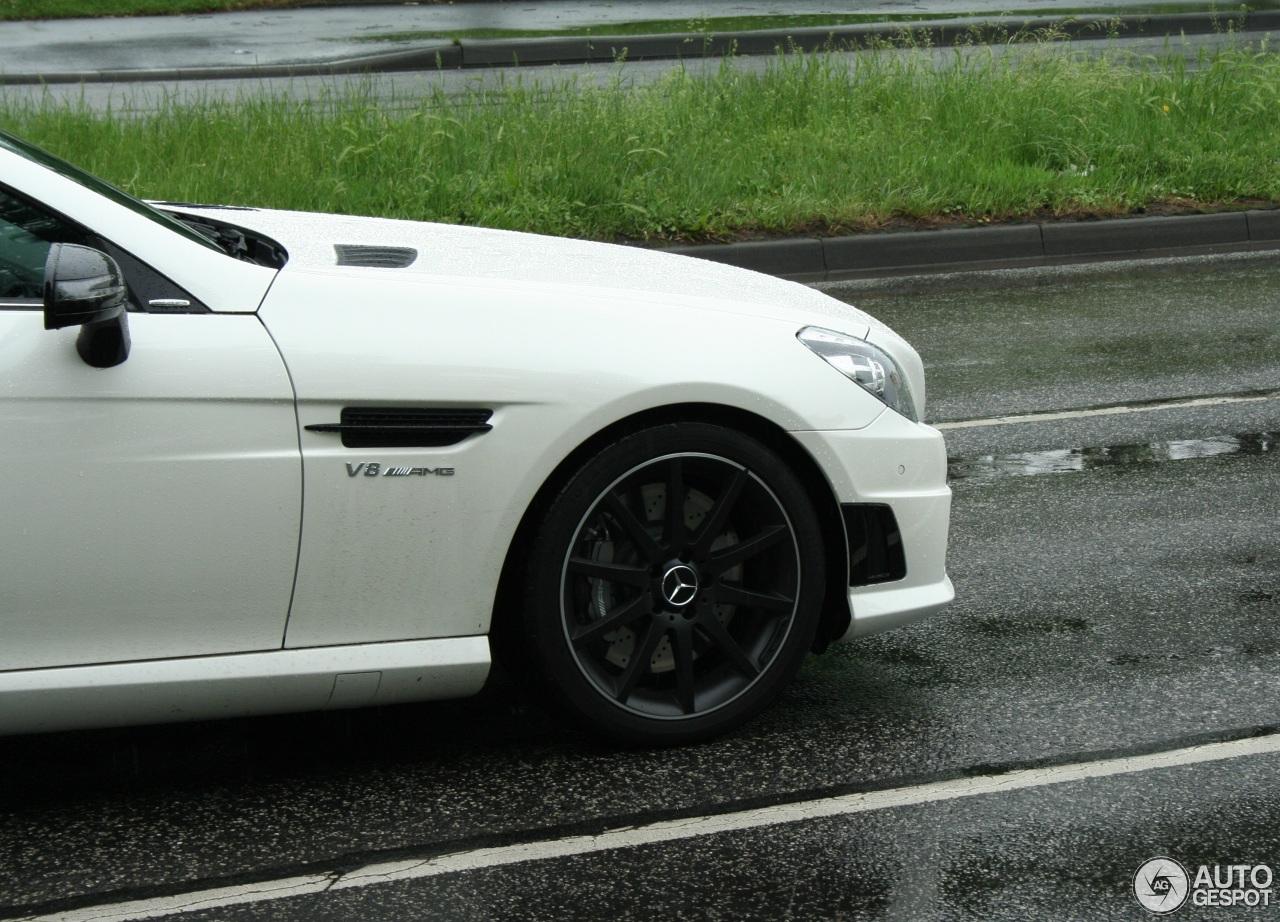 Mercedes benz slk 55 amg r172 carbonlook edition 3 june for Mercedes benz slk 55 amg special edition