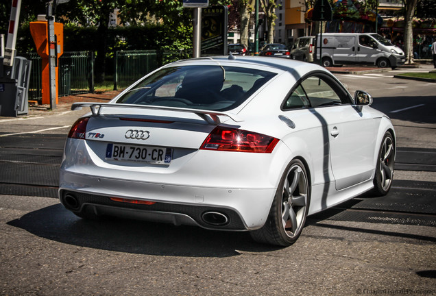 Audi TT-RS Plus