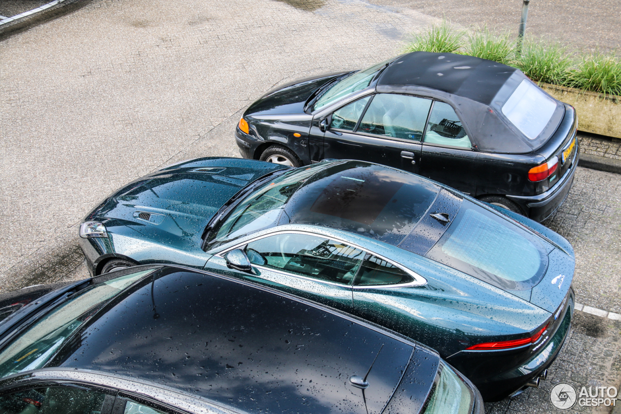 Jaguar F-TYPE R AWD Coupé - 5 June 2016 - Autogespot