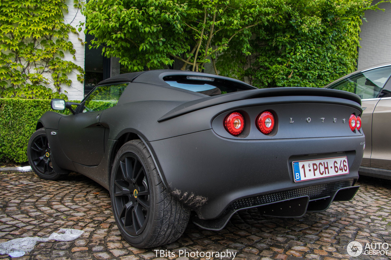 lotus elise s3 220 sport 5 june 2016 autogespot. Black Bedroom Furniture Sets. Home Design Ideas