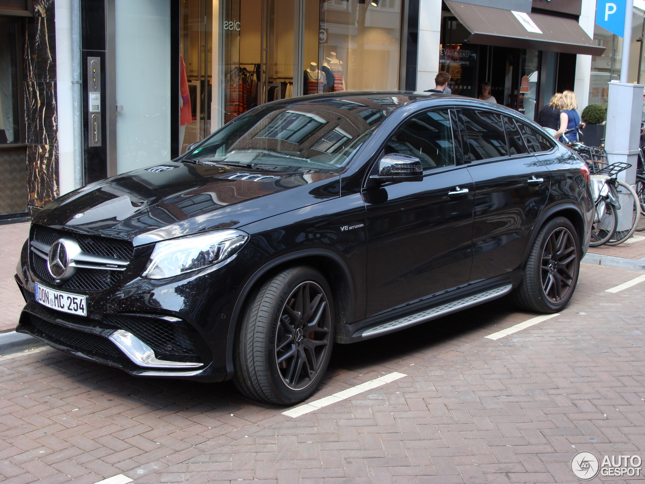mercedes amg gle 63 s coup 5 june 2016 autogespot. Black Bedroom Furniture Sets. Home Design Ideas