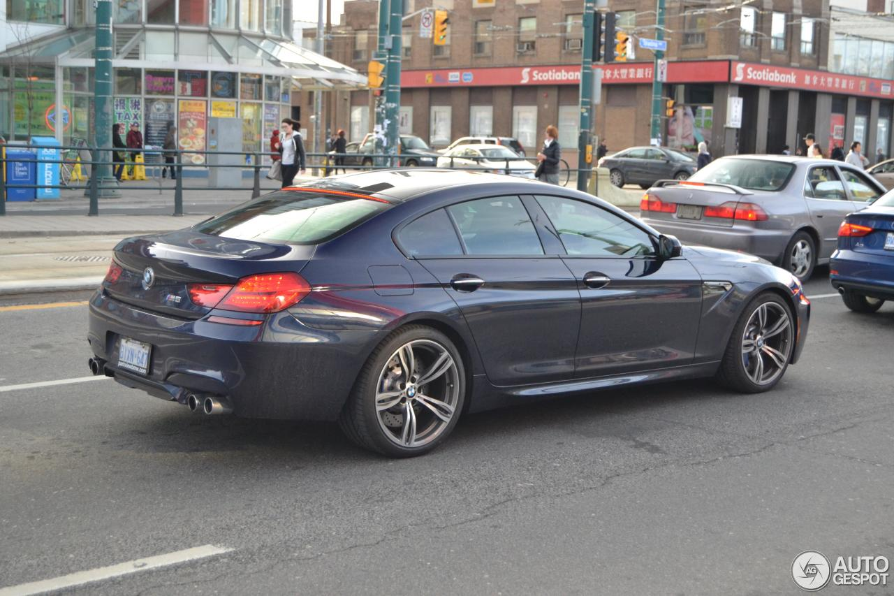 Bmw M6 F06 Gran Coup 233 7 June 2016 Autogespot