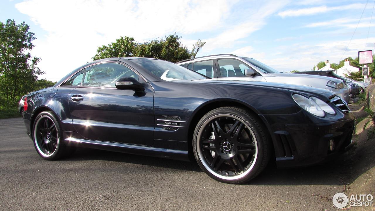 Mercedes benz sl 600 r230 7 june 2016 autogespot for Mercedes benz c 600