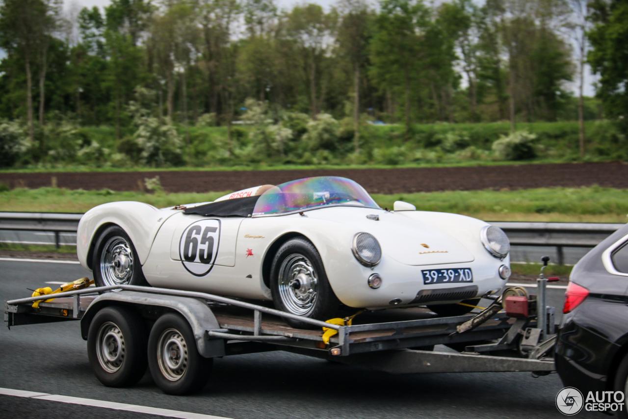 Porsche 550 Spyder 7 Juni 2016 Autogespot