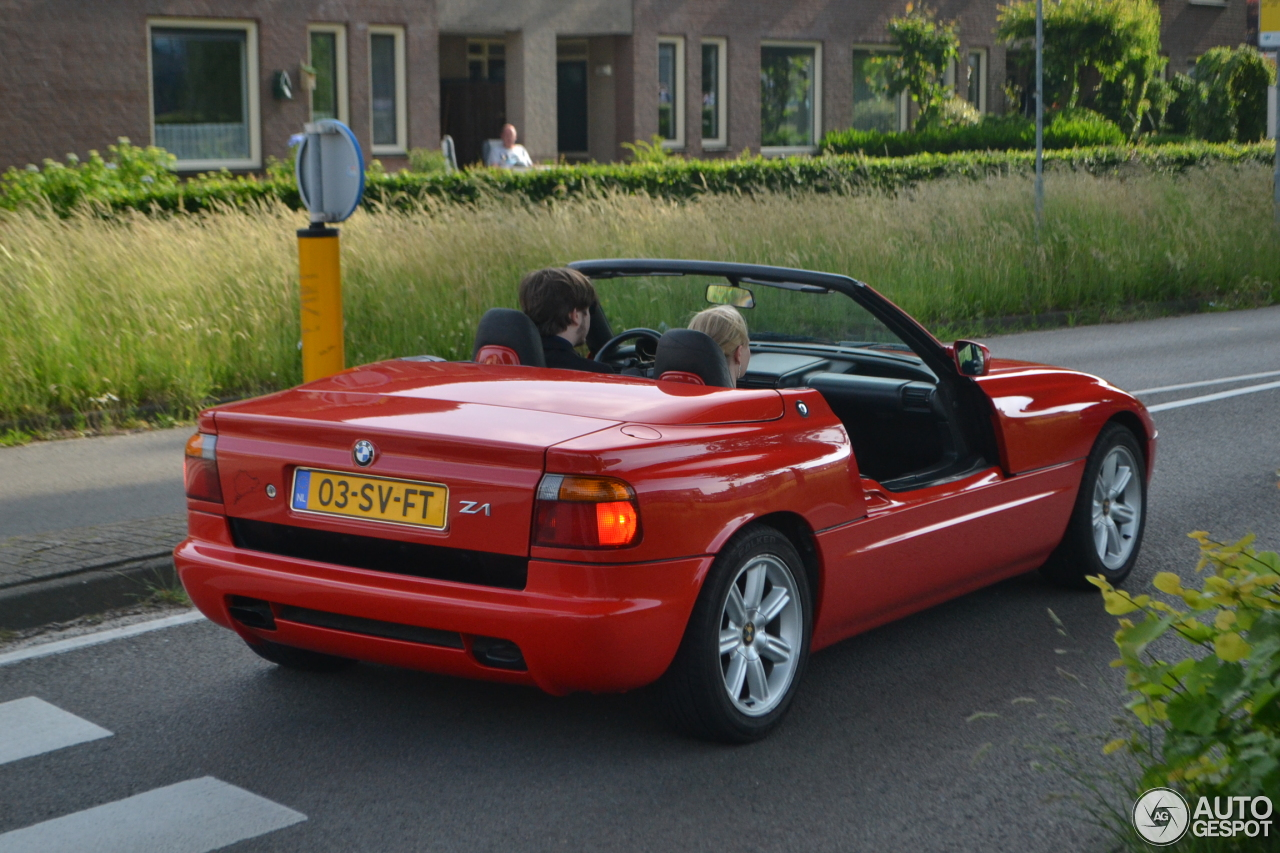 Bmw Z1 8 June 2016 Autogespot