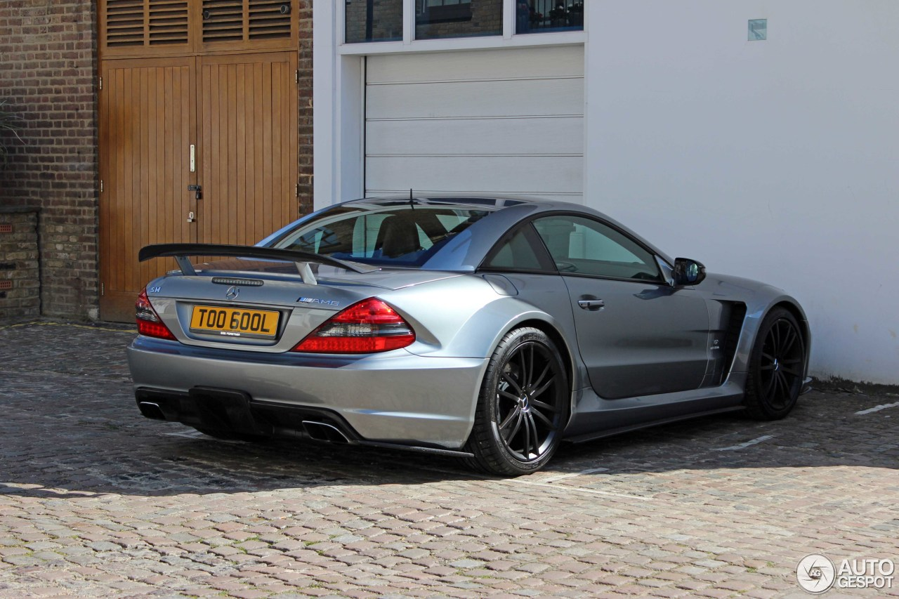 mercedes benz sl 65 amg black series 8 june 2016 autogespot. Black Bedroom Furniture Sets. Home Design Ideas