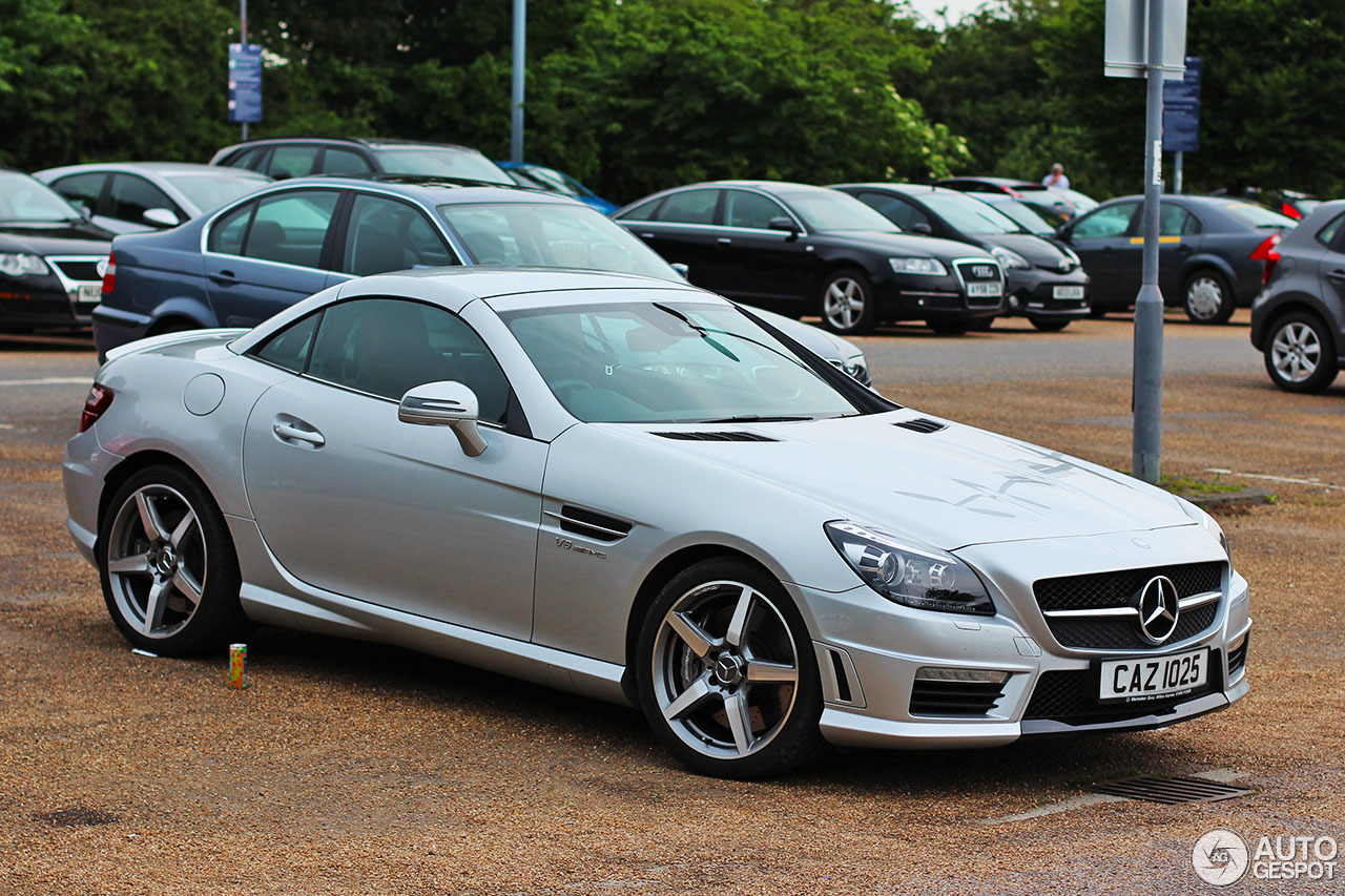 Mercedes benz slk 55 amg r172 8 june 2016 autogespot for Mercedes benz in charlotte