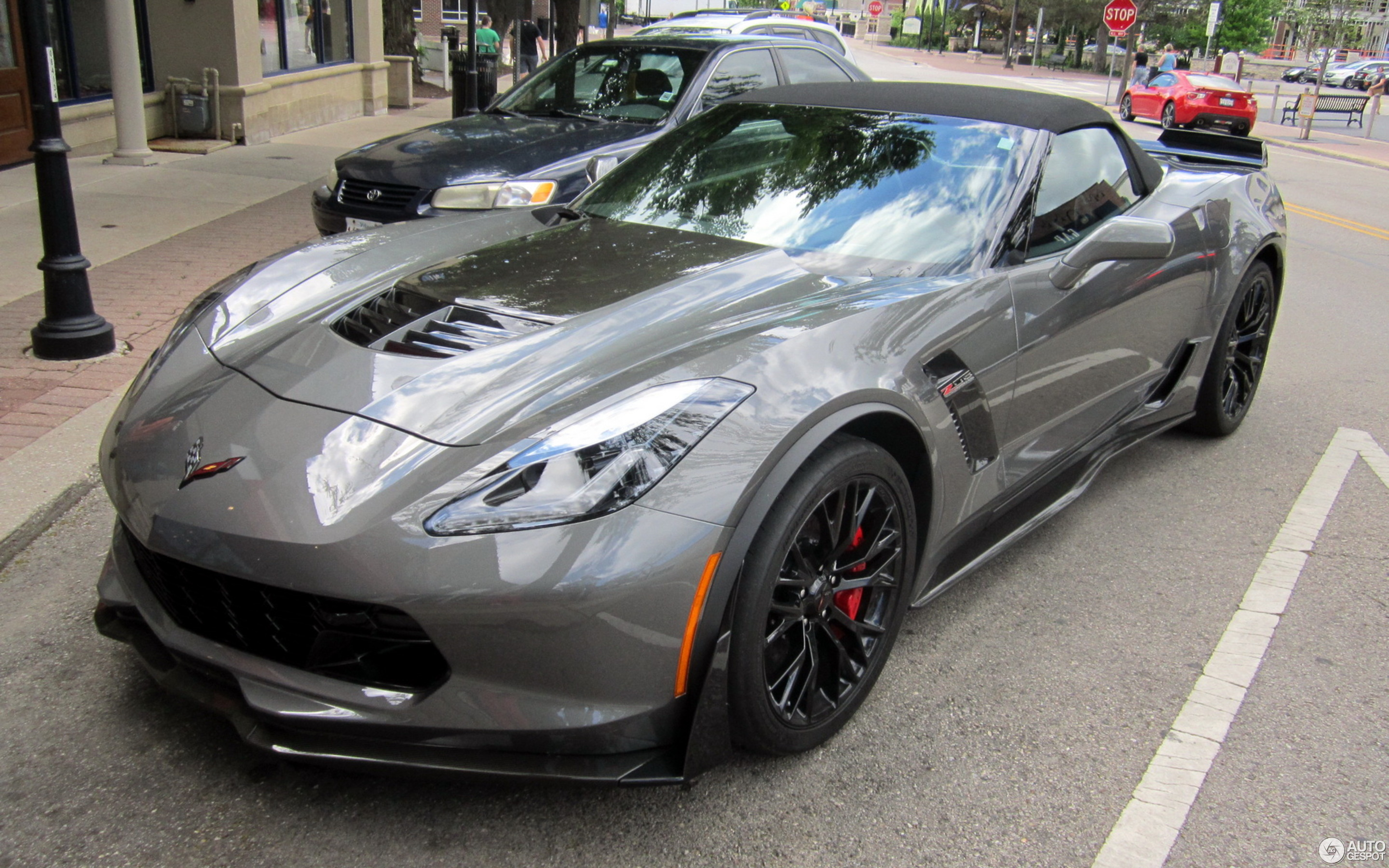 Chevrolet Corvette C7 Z06 Convertible 9 June 2016 Autogespot