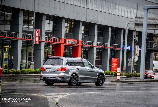 Mercedes-Benz Brabus GL B63-600 Widestar