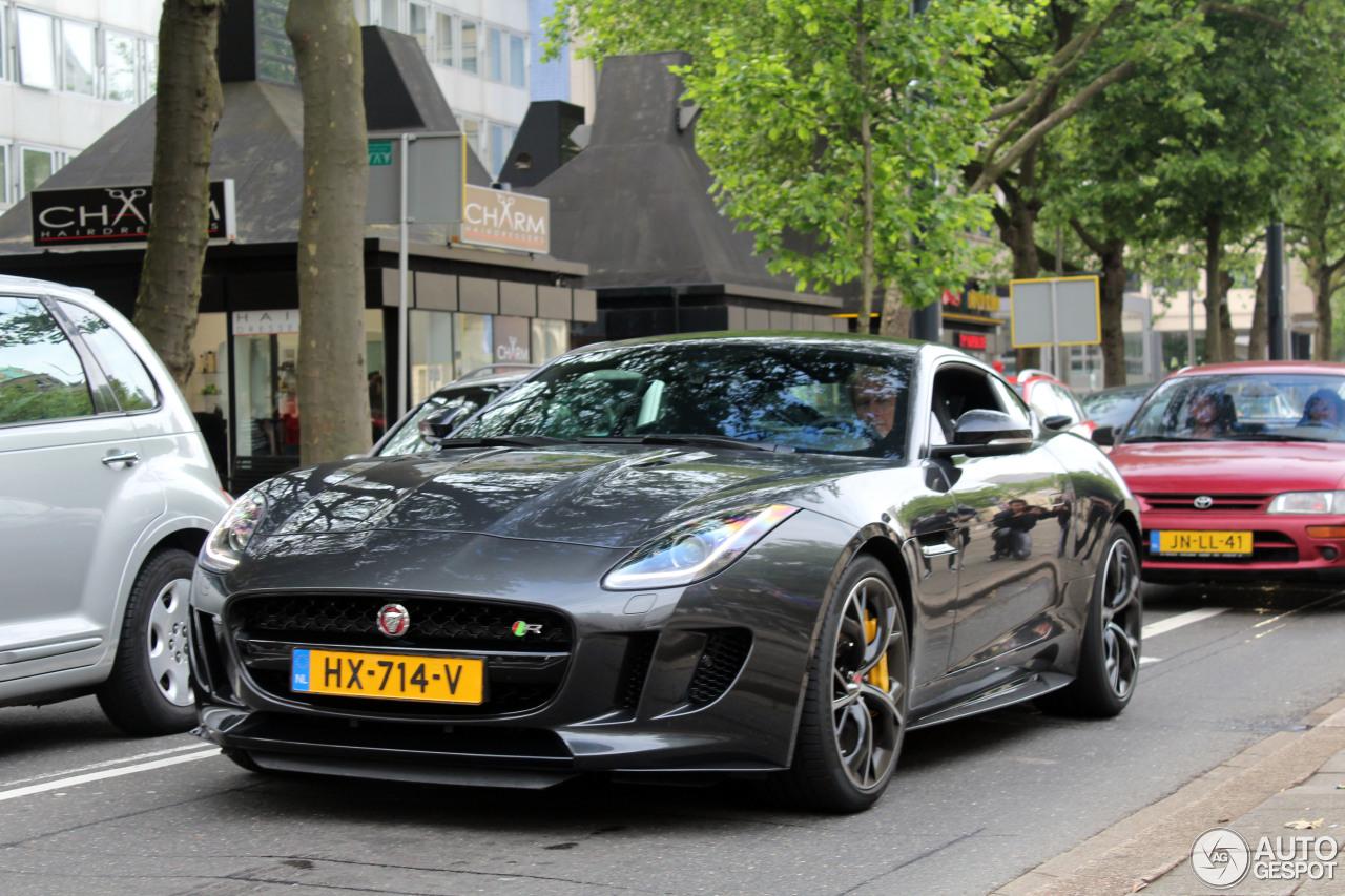 Jaguar f type r coup 11 juni 2016 autogespot - Jaguar f type r coupe prix ...