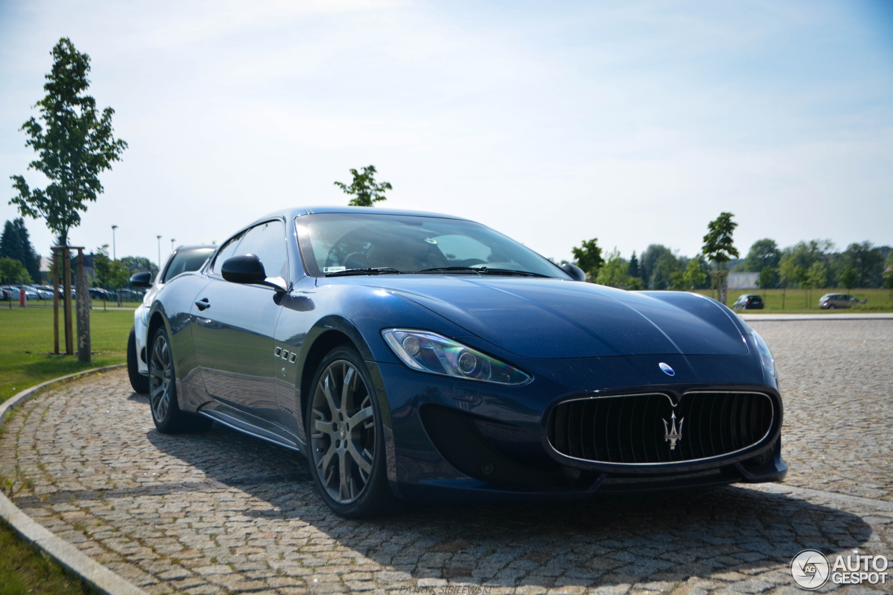 maserati granturismo sport 12 juin 2016 autogespot. Black Bedroom Furniture Sets. Home Design Ideas