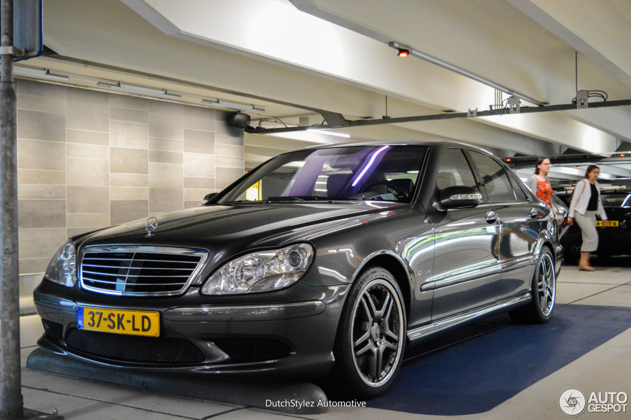 Mercedes Benz S 65 Amg W220 13 June 2016 Autogespot
