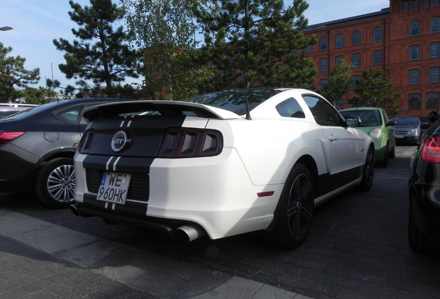 Ford Mustang GT California Special 2013