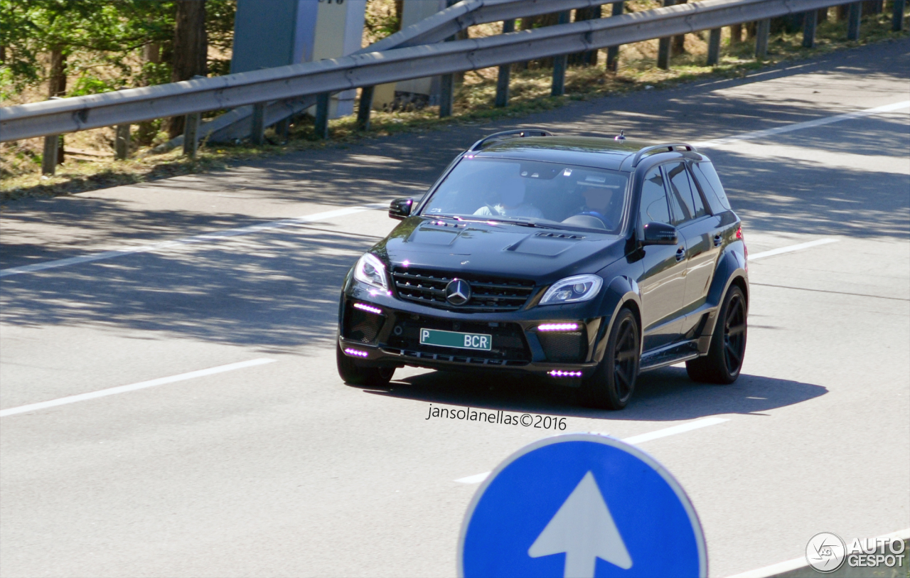 Mercedes benz top car inferno 15 junio 2016 autogespot for Mercedes benz best cars