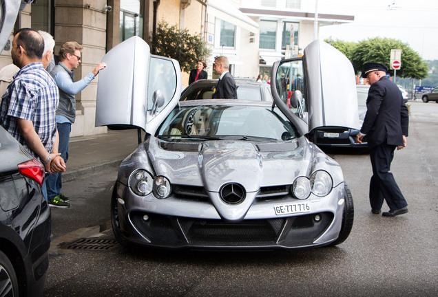 Mercedes-Benz SLR McLaren Edition