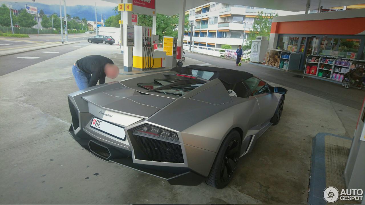 Lamborghini Revent 243 N Roadster 16 June 2016 Autogespot