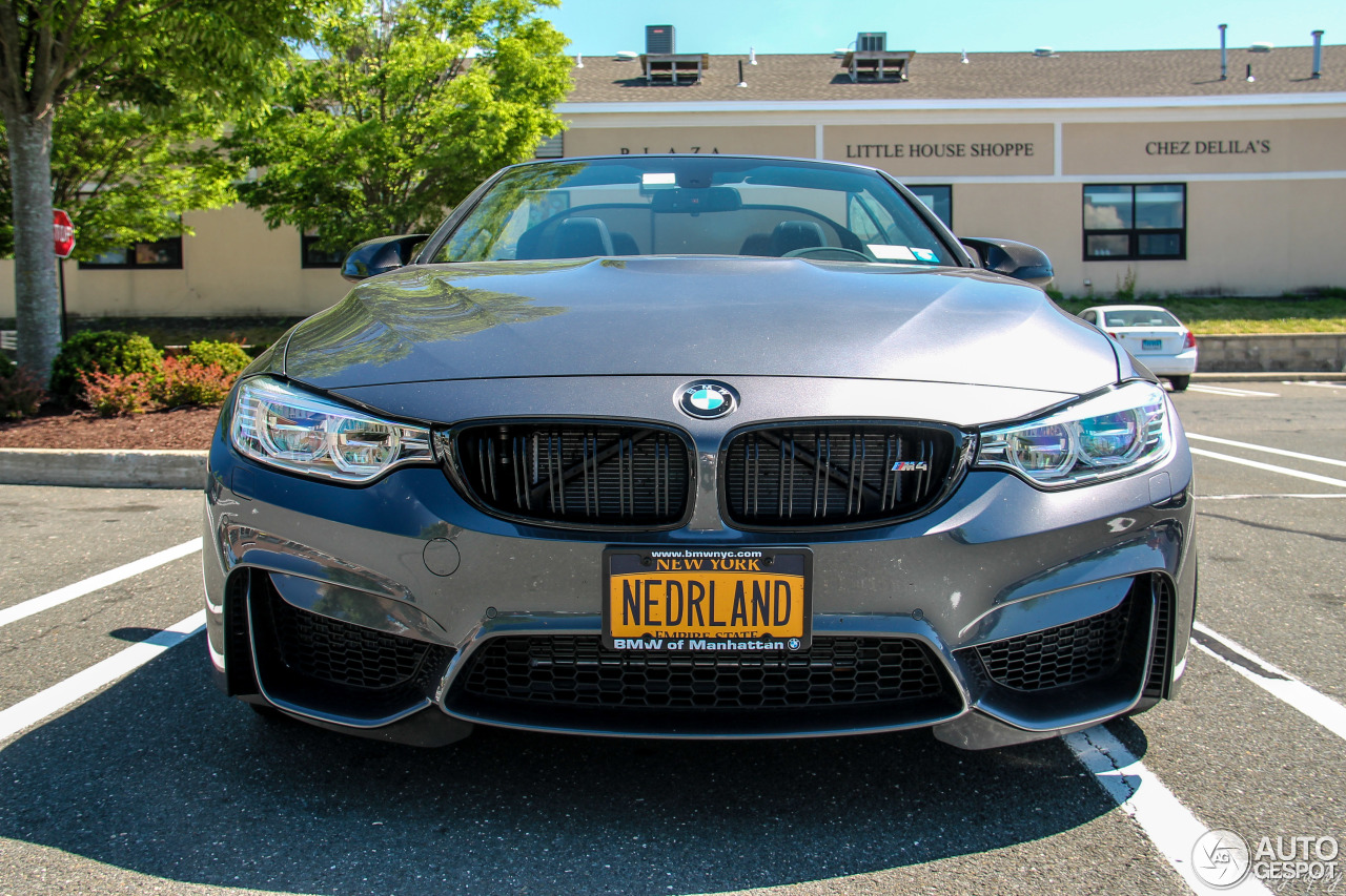Bmw M4 F83 Convertible 18 June 2016 Autogespot