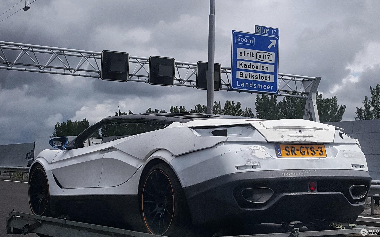 Savage Rivale RoadYacht GTS