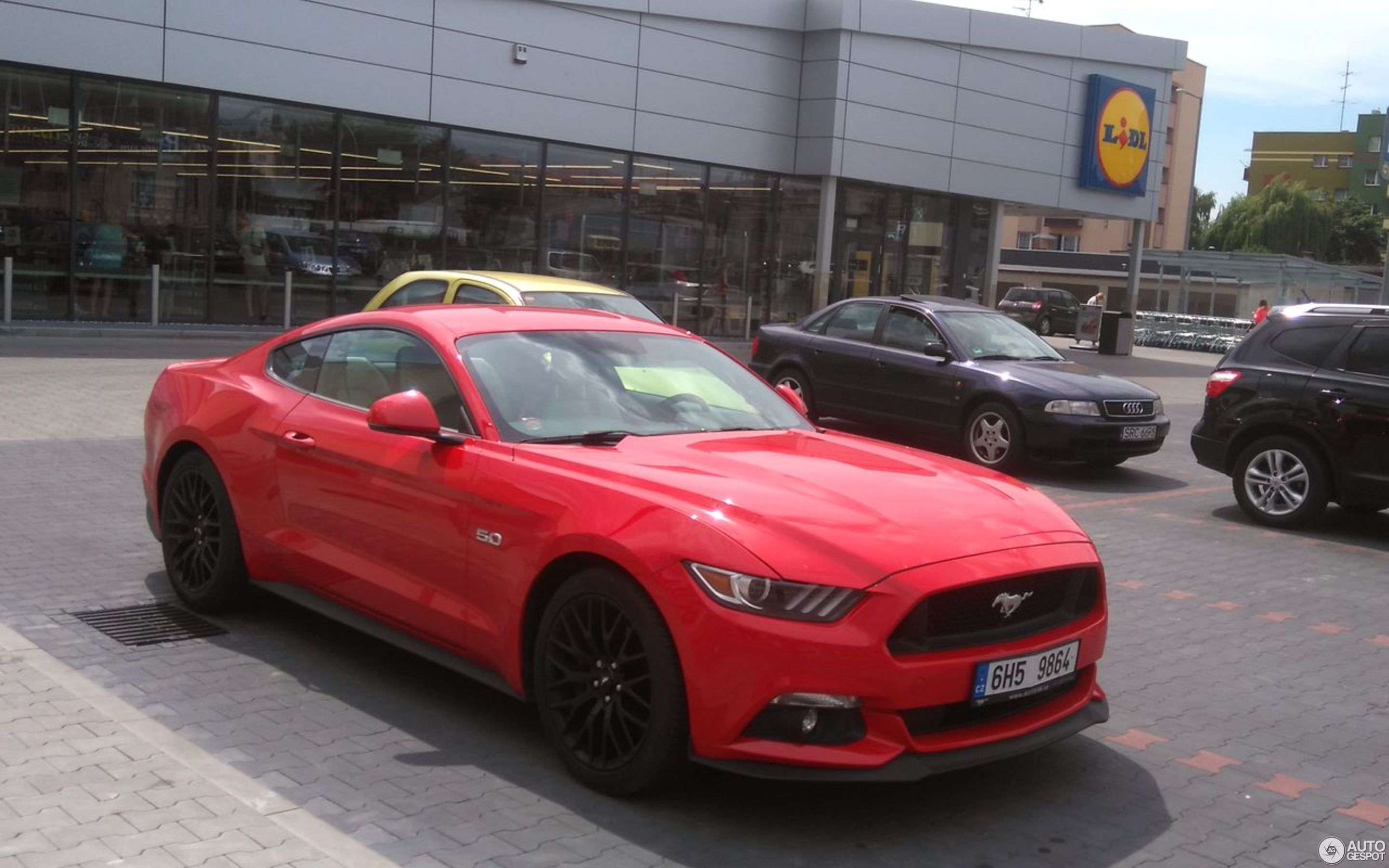 Ford Mustang GT 2015 19 June 2016 Autogespot
