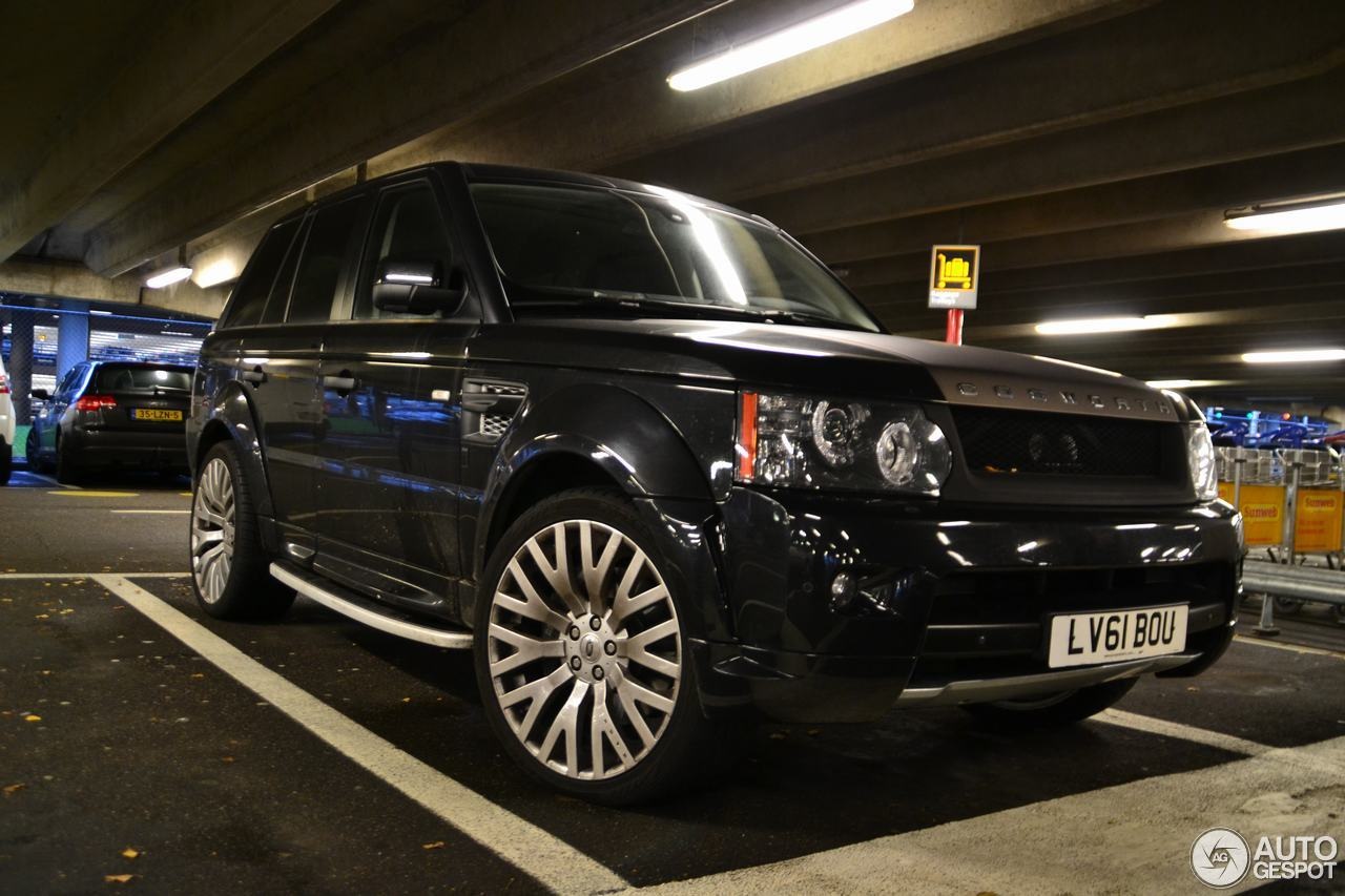 land rover range rover sport supercharged project kahn. Black Bedroom Furniture Sets. Home Design Ideas