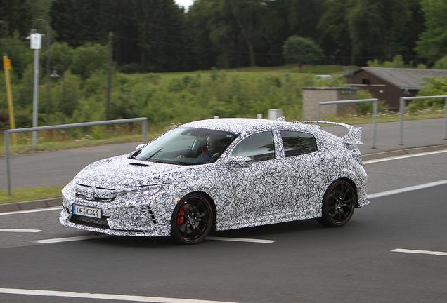 Honda Civic Type-R 2017